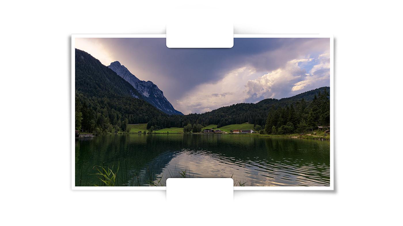 Lake Lautersee