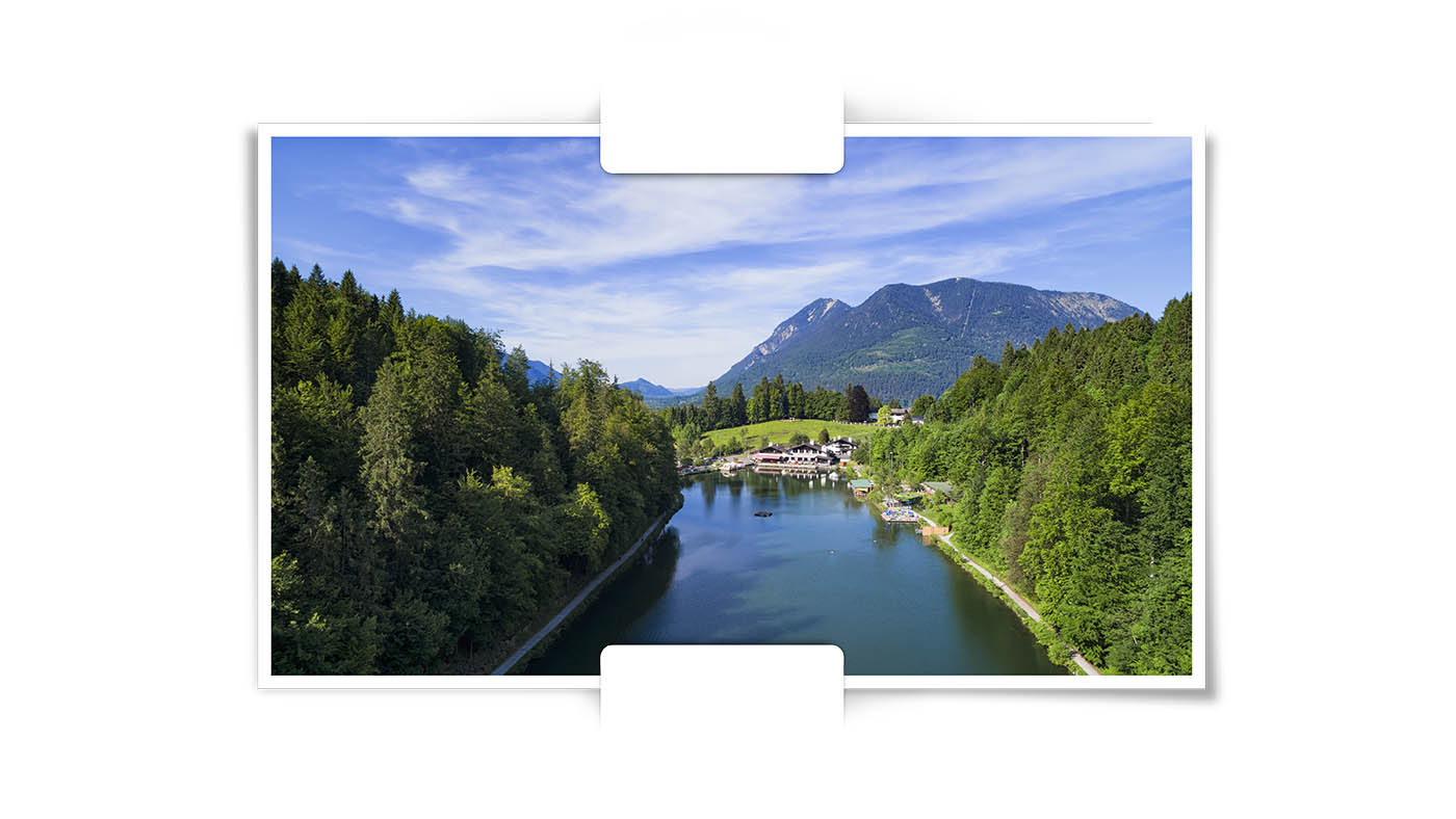 Lake Riessersee