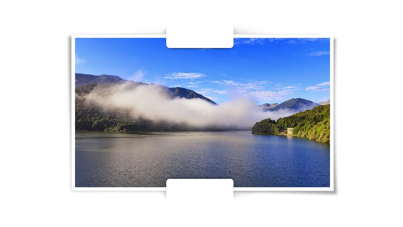 Lake Sylvensteinsee