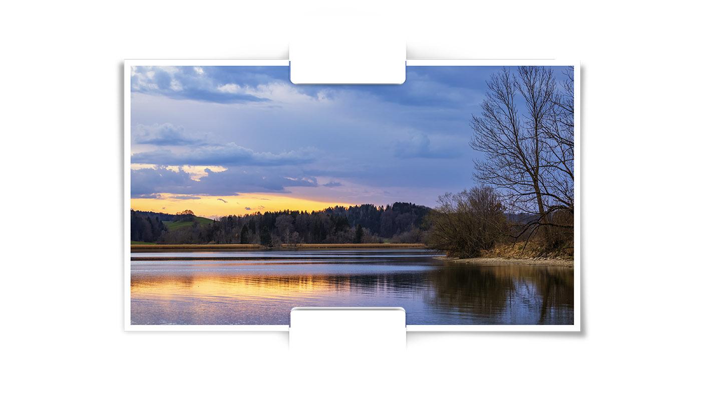 Lake Seehamer See
