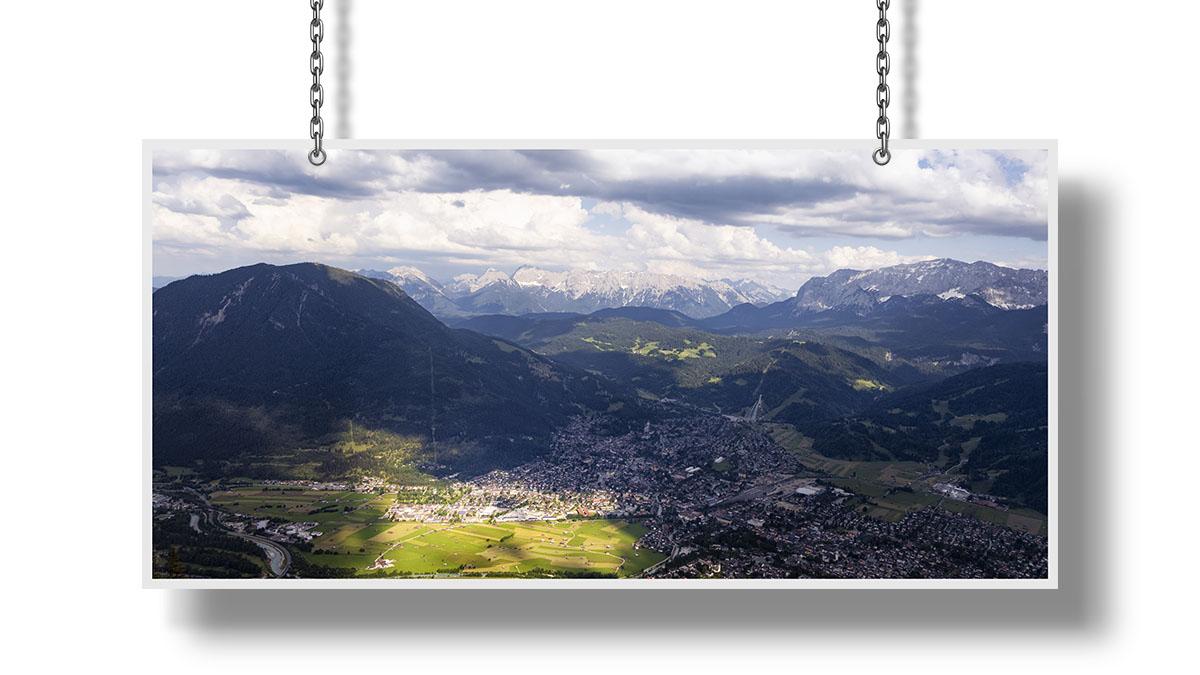 All around Garmisch Photographs