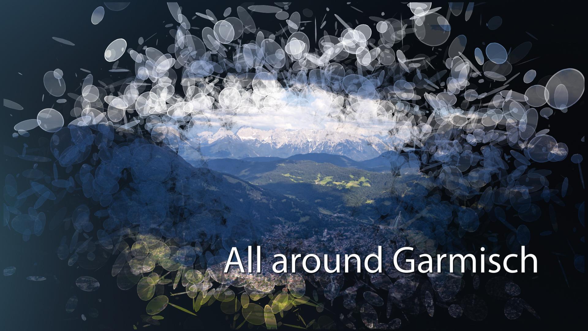 All around Garmisch Videopreview