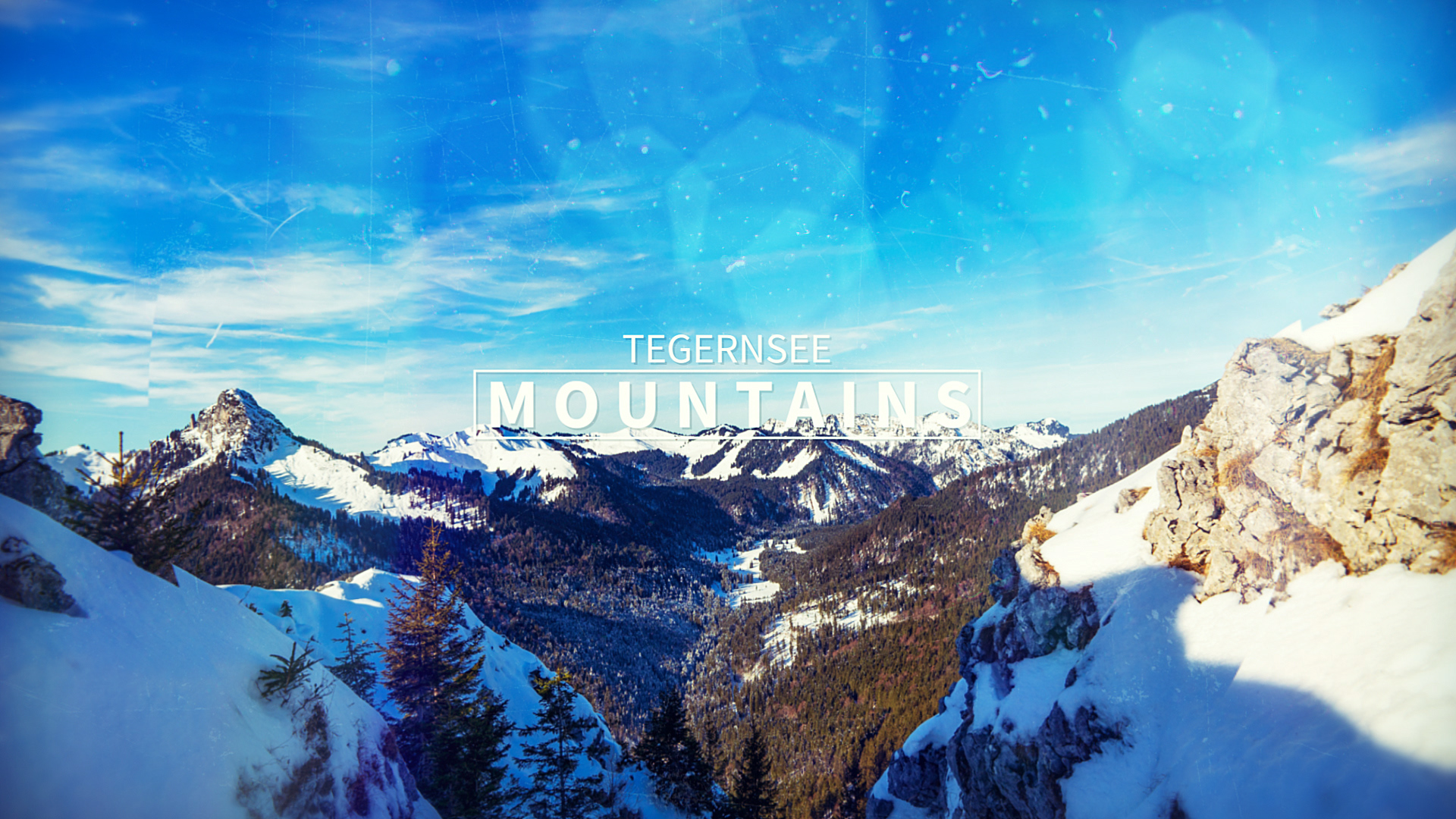 Tegernsee Mountains Videopreview