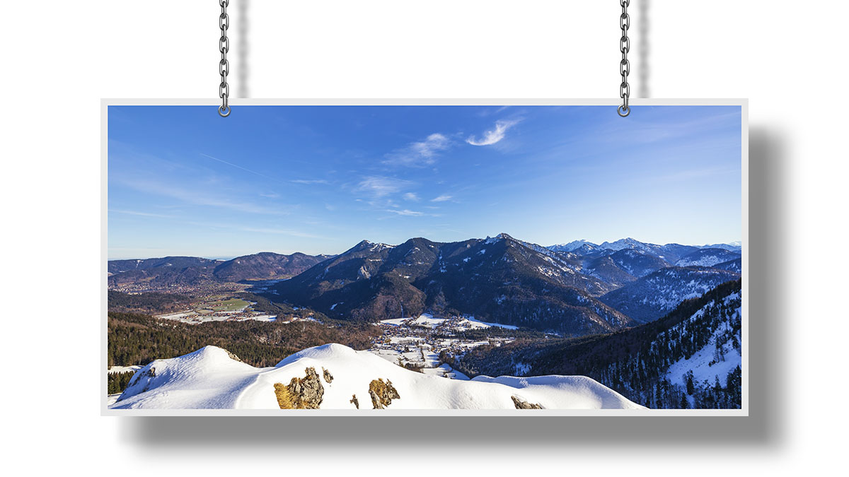 Tegernsee Mountains Photographs