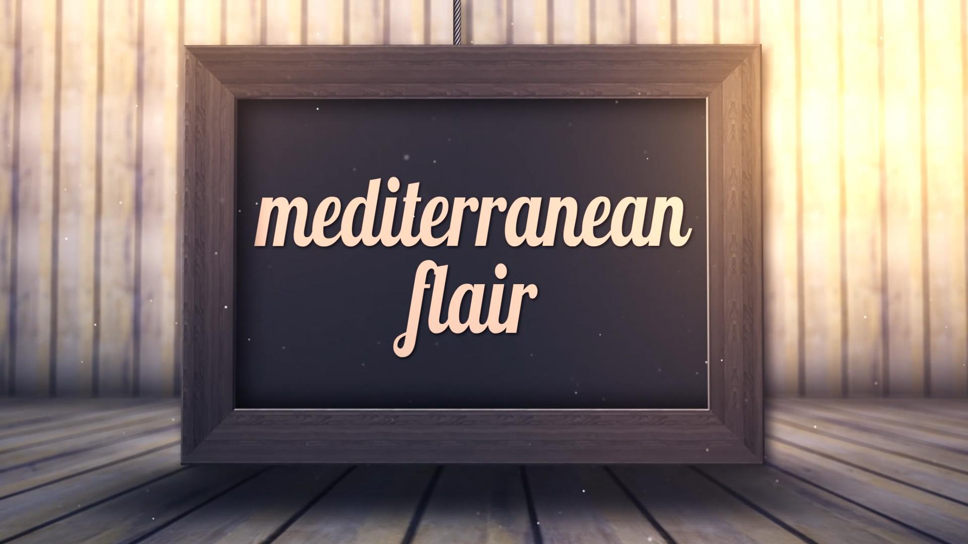 Mediterranean Flair Videopreview