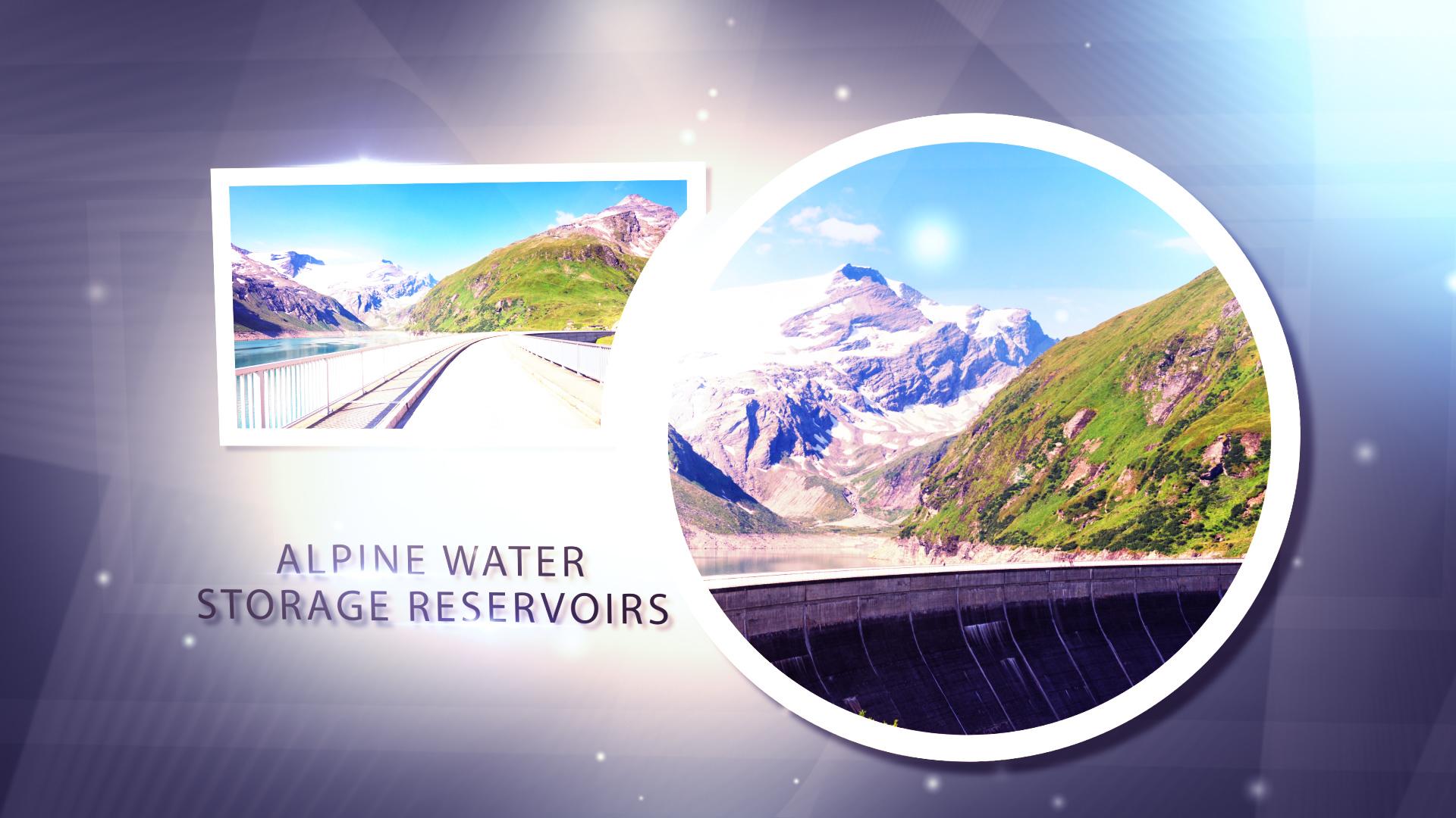 High Alpine Water Storage Reservoirs - Videopreview