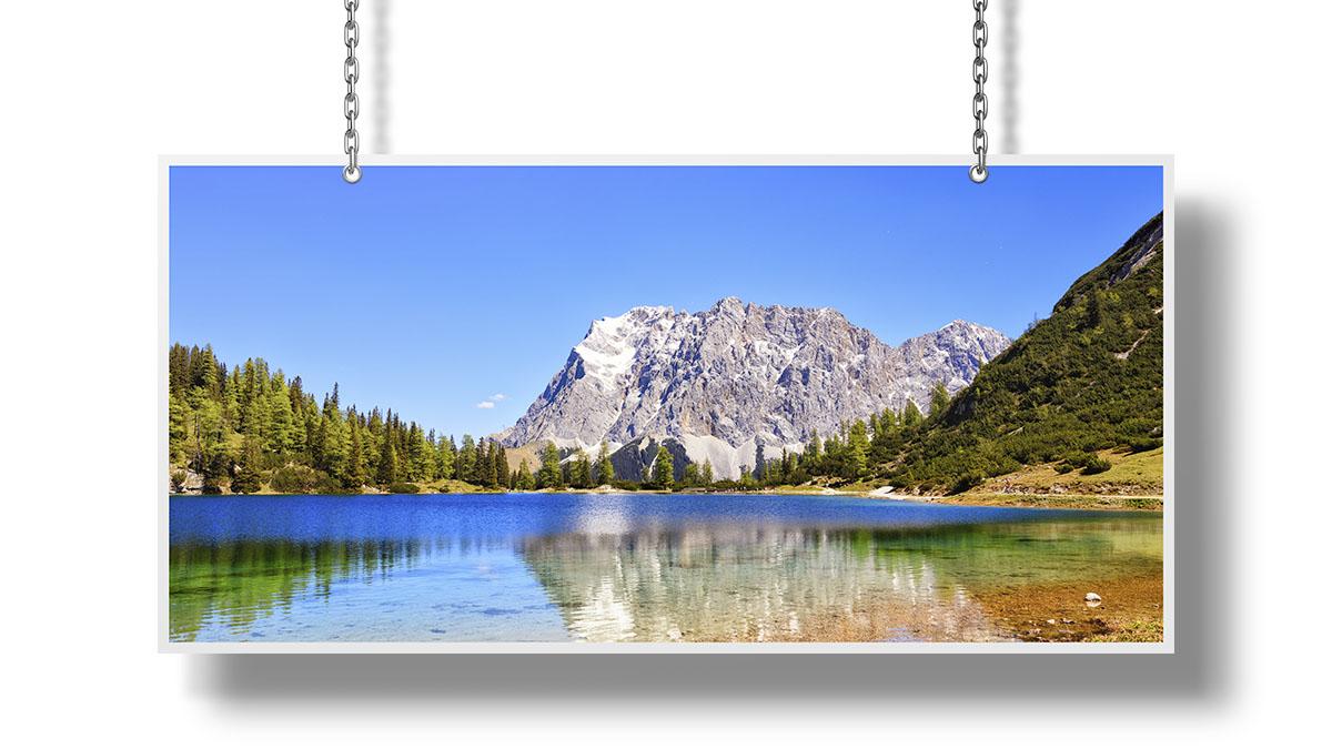 Majestic Lakes Photographs